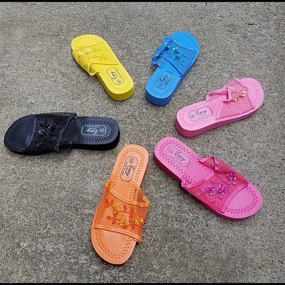Shoes   Chinese Slippers Open Toe